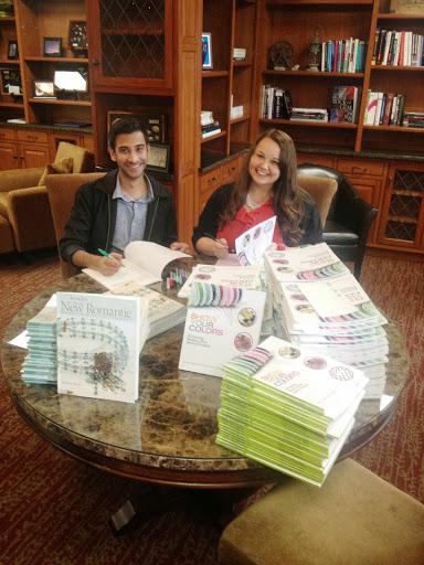 Nealay Patel and Sara Oehler on Jewel School - October 13-14!